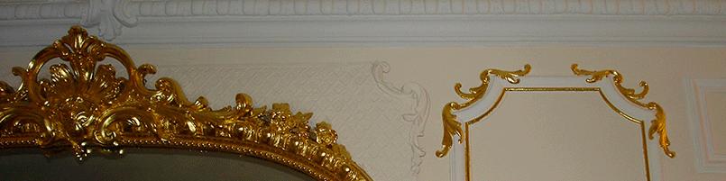 Restauration de bois dorés